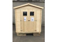 Shed 8 X 6 new
