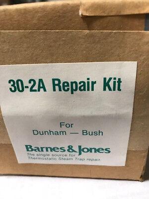Barnes Jones 30-2a Low Pressure Steam Trap Repair Kit - New In Box