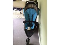 Phil & Teds Navigator double buggy in good condition