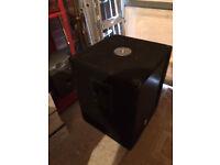 PV Sub speaker