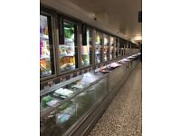 Freezer Display Cabinets Refrigeration Services