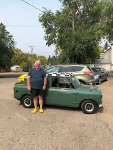1969 Mini Custom Truck Custome Completly Restored ,Lots Fun t...