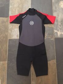 Wetsuit age 13yrs