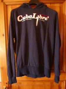 Blomor - Felpa con cappuccio (Hooded sweatshirt) Cuba Libre (Double face) - Italia - Blomor - Felpa con cappuccio (Hooded sweatshirt) Cuba Libre (Double face) - Italia