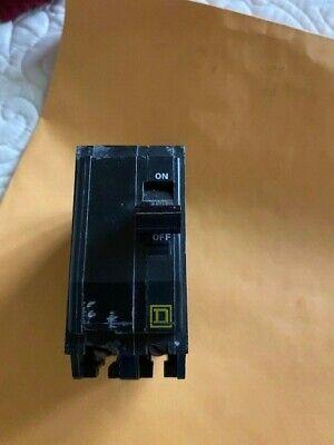 Square D Type 00 2-pole 60amp Circuit Breaker