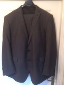 Mens 3 piece suit *Moss Brothers*