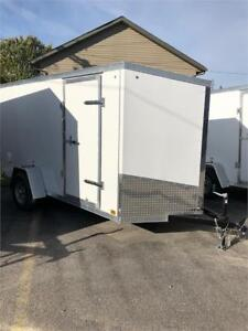 2019 Discovery 6x12' V Nose Contractor Series ON SALE!