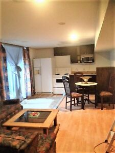 5½-Wifi/Heated/Furnished/Parking/Pets -weekly $600