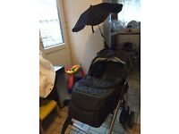 Silver Cross Buggy/Push Chair