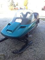 94' SKIDOO 500 2 UP TOURING SLED FOR SALE/TRADE * ESTART*