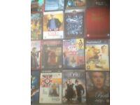 Various DVDs BOX sets £1 rest 50p