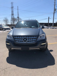 2011 Mercedes-Benz M-Class ml350 BlueTEC SUV, Crossover