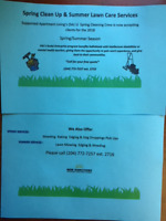 Spring Clean Up & Lawn Care Services