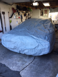 New car cover for 68-72 Chevelle