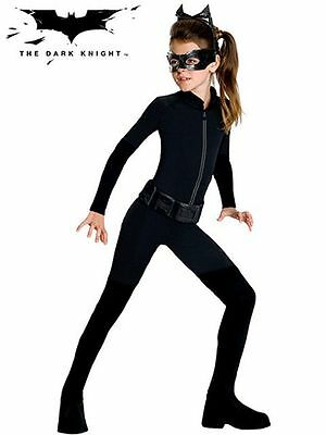 Catwoman Tween Girl's Costume Juniors Small - Cat Women Costume