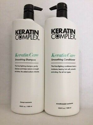 Keratin Complex Keratin Care ( Keratin Complex Care Shampoo & Conditioner 33 oz each Duo unisex for all hair)