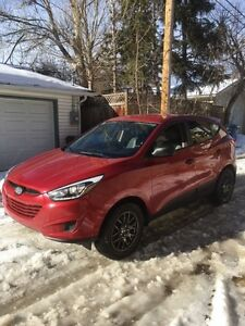 2014 Hyundai Tucson GLS *40K*AWD*