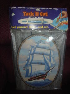 JUST REDUCED THE PRICE ~ JOYCE TUCK 'N CUT ACTIVITY KIT ~ $24.99