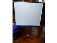 Reflecta Lux projector screen