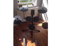 Electronic drum kit for sale. Model: Roland TD-1K. Excellent condition.