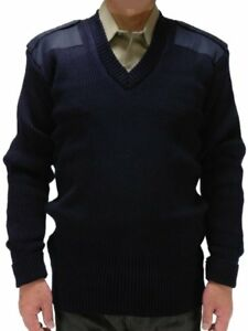 Navy Tactical Sweater for Security and Military and Hikers