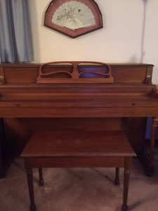 Mason and Risch Classic piano