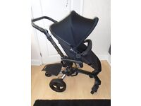 Concord Neo pushchair with sibling