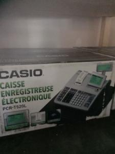 2 Casio Cash Registers - like new! $100 each!