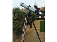 Celestron Nex star 80GTL Computerized Telescope