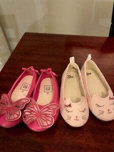 Size Toddler girl GAP shoes - perfect for spring and Easter!