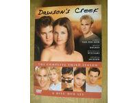 Dawsons Creek 6 Disc DVD Set Complete 3rd Season