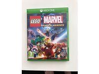 Lego Marvel Avengers Xbox One Game