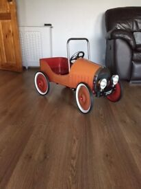 Kids Jalopy Peddle Car