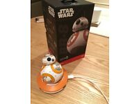 Sphero BB8 Star Wars Droid (works with iPhone/Android) - barely used