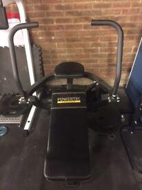 Powertec Leverage Gym Machine