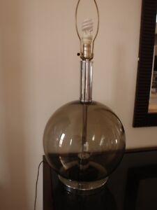 Huge Vintage Mid Century table Lamp