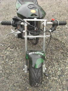 Pocket rocket mini 49cc Bike For parts