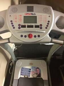 CardioTech Treadmill Burleigh Heads Gold Coast South Preview