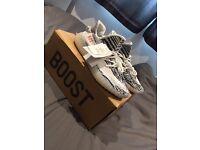 Yeezy Boost 350 V 2 Zebra size 9