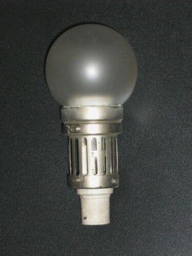 Nernst lamp (circa 1903)