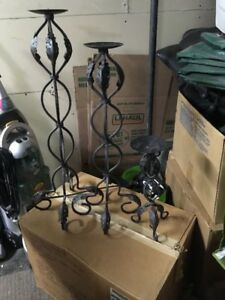 Exterior candle holder for sale
