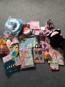 Japan Crate Kawaii stuff