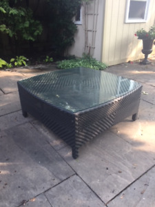 Outdoor Patio Coffee table - Andrew Richards Design!