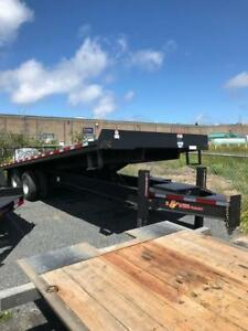 *BLOWOUT SPECIAL* Brimar 24' Deck Over Tilt Trailer
