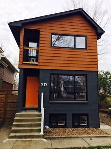 Newly renovated rustic modern 2 bedroom steps from Downtown London Ontario image 1