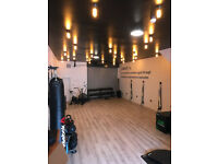 New fitness studio to hire - Finchley Road