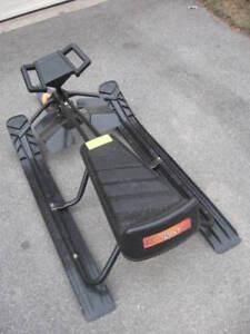 Black GT Pro Snow racer (Larger adult model)