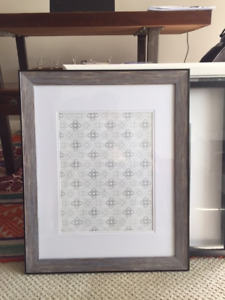 Grey picture frame *BRAND NEW*