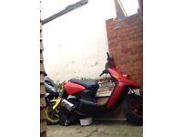 Yamaha bws 50/70cc