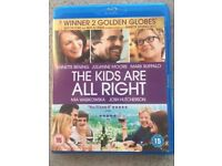 The kids are all right Blu Ray